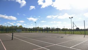 Gainsborough Sports Centre Tennis Courts